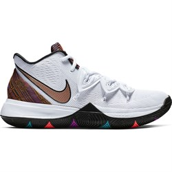 Обувь баскетбольная Nike Kyrie 5 BHM BQ6237-100 - фото 11435