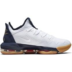 Обувь баскетбольная Nike Lebron XVI Low CI2668-101 - фото 11464