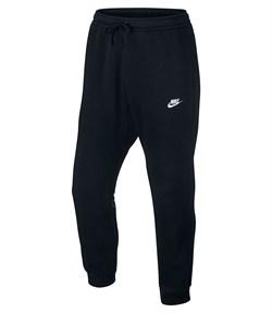 Брюки тренировочные Nike CUFFED CLUB JOGGER 804408-010 - фото 11607