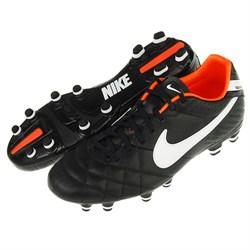 Бутсы Nike TIEMPO MYSTIC IV FG 454309-018 - фото 11618