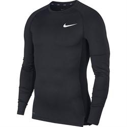 Белье компрессионное Nike Pro Top Long Sleeve Tight BV5588-010 - фото 11623