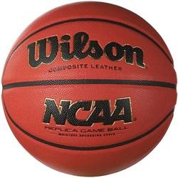 Баскетбольный мяч WILSON NCAA WTB0730 - фото 11631