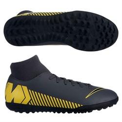 Шиповки футбольные Nike Superfly 6 Club TF AH7372-070 - фото 11661