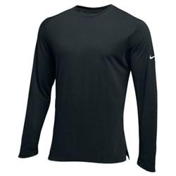 Джемпер разминочный Nike TOP LS HYPERELITE SHOOTER 867743-010 - фото 11693