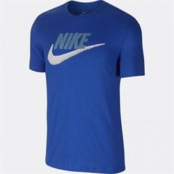 Футболка Nike Nsw Tee Brand Mark AR4993-480 - фото 11699