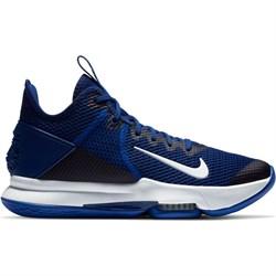 Обувь баскетбольная Nike Lebron Witness IV TB CV4004-400 - фото 11738