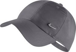 Бейсболка Nike H86 Cap Metal Swoosh 943092-021 - фото 11835
