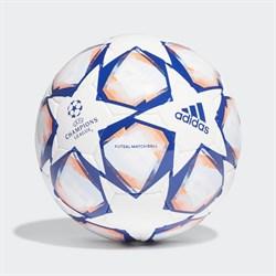 Мяч футзальный Adidas UCL Finale 20 Pro Sala FS0255 - фото 11850