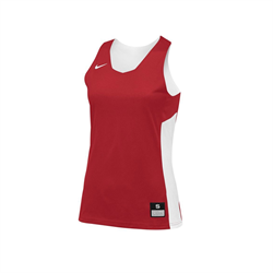 Майка баскетбольная Nike Practice Reversible Wmns 868021-658 - фото 11925
