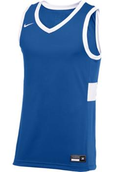 Майка баскетбольная Nike Fadeaway Jersey CQ4349-494 - фото 11940