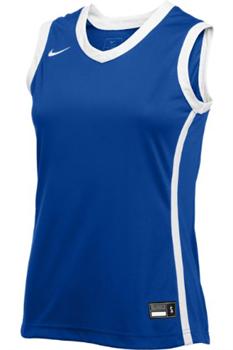 Майка баскетбольная Nike Basketball Elite Jersey AV2219-494 - фото 11944