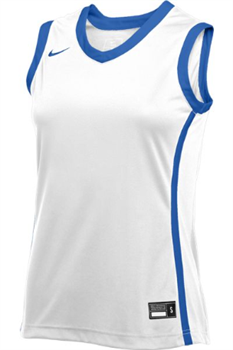Майка баскетбольная Nike Basketball Elite Jersey AV2219-108 - фото 11946