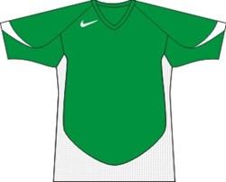 Майка футбольная Nike BRASIL SS JERSEY 115900-302 - фото 7602