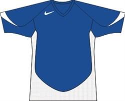 Майка футбольная Nike BRASIL SS JERSEY 115900-463 - фото 7604