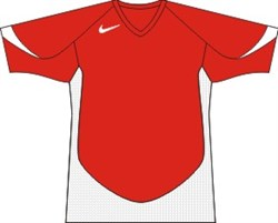 Майка футбольная Nike BRASIL SS JERSEY 115900-648 - фото 7605