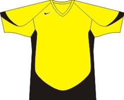 Майка футбольная Nike BRASIL SS JERSEY 115900-703 - фото 7606