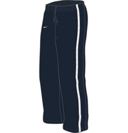 Брюки разминочные Nike MEN'S PANTS 175523-440 - фото 7634