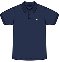 Поло Nike FUNDAMENTALS PIQUE POLO SHIRT 212119-451 - фото 7639