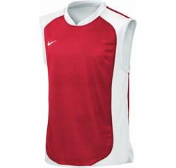 Майка баскетбольная Nike TEAM SPORTS REVERSIBLE TANK 219535-648 - фото 7661
