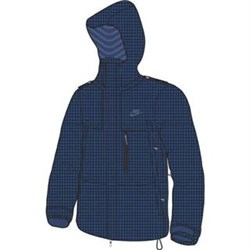 Куртка зимняя Nike MENS DOWN PARKA 265998-467 - фото 7706