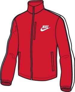 Куртка ветрозащитная Nike BATTLE JACKET 280333-611 - фото 7717
