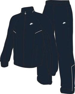 Костюм спортивный Nike WOVEN WARMUP TRACKSUIT 329608-405 - фото 7744