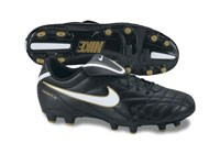 Бутсы Nike TIEMPO NATURAL III FG 366177-018 - фото 7768