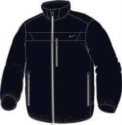 Куртка демисезонная Nike INTENSITY WR THERMAL JACKET 401948-010 - фото 7784