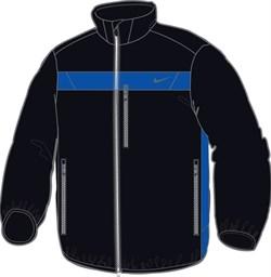 Куртка демисезонная Nike INTENSITY WR THERMAL JACKET 401948-015 - фото 7785