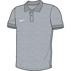 Поло Nike TS CORE POLO 454800-050 - фото 7863