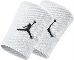 Нарукавник баскетбольный Nike JORDAN DOMINATE WRISTBAND 519604-100 - фото 7907