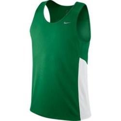 Майка л/атлетическая Nike MILER SINGLET 519694-303 - фото 7908