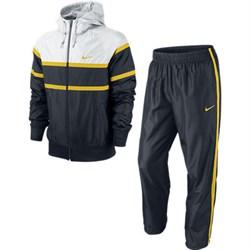 Костюм спортивный Nike HOODED WARM UP 521552-475 - фото 7945