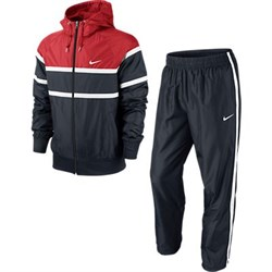 Костюм спортивный Nike HOODED WARM UP 521552-477 - фото 7946