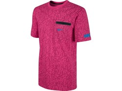 Футболка Nike HYBRID AOP PKT TEE 533149-603 - фото 7958
