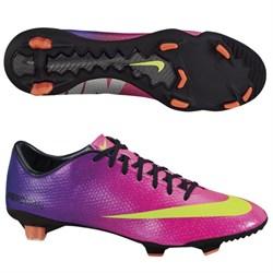 Бутсы Nike MERCURIAL VELOCE FG 555447-635 - фото 7994
