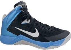 Обувь баскетбольная Nike ZOOM HYPERQUICKNESS 599519-003 - фото 8045