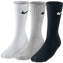 Носки Nike VALUE COTTON CREW (3PPK) SX4508-965 - фото 8312