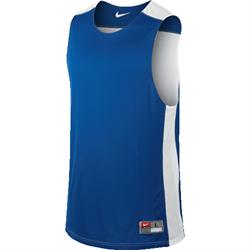 Майка баскетбольная Nike League Reversible Practice 626702-494 - фото 8334