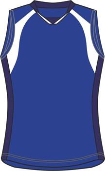 Майка волейбольная Ronix 268-4350 - фото 8348