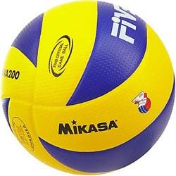 Мяч волейбольный Mikasa  MVA200 - фото 8576