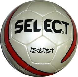 Мяч футбольный Select ASSIST 811306-126 - фото 8585