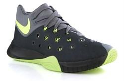Обувь баскетбольная Nike Zoom Hyperquickness 2015 749882-070 - фото 8611