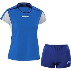 компл волейбольный  (майка+шорты) Asics SET ATTACK LADY T209Z1-4350 - фото 8670