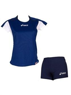 компл волейбольный  (майка+шорты) Asics SET ATTACK LADY T209Z1-5050 - фото 8671