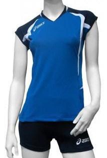 компл волейбольный  (майка+шорты) Asics SET AREA LADY T225Z1-4350 - фото 8688