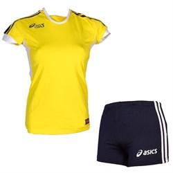 компл волейбольный  (майка+шорты) Asics SET AZZURRA T384Z1-QV50 - фото 8696