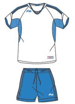компл волейбольный  (майка+шорты) Asics SET NAZIONALE T385Z1-0143 - фото 8697
