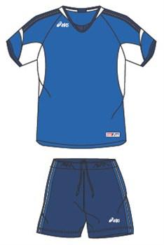 компл волейбольный  (майка+шорты) Asics SET NAZIONALE T385Z1-4350 - фото 8699