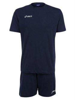 компл тренировочный (футболка+шорты) Asics SET GYMNASIUM T216Z8-0050 - фото 8887